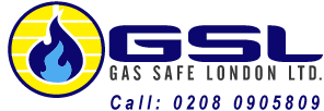 Gas Safe London logo